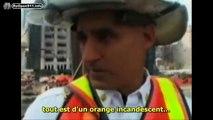 Températures extrêmes et Acier en fusion à Ground Zero (WTC - 11 Septembre)