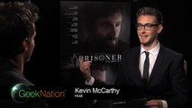 Hugh Jackman and Jake Gyllenhaal interviews - PRISONERS - Melissa Leo, Paul Dano, Howard