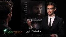 Hugh Jackman and Jake Gyllenhaal interviews - PRISONERS - Melissa Leo, Paul Dano, Howard