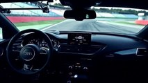 Audi RS 7 Piloted Driving Concept at the Limit at Hockenheim  what happened so far