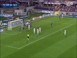 2015 Série A J01 FIORENTINA AC MILAN 2-0, le 23/082015