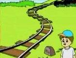 baby train - Chuk Chuk Karti Gari - Kids Animation Nursery Rhymes - Urdu Chuck Chuck Train