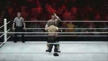 WWE '12 | Rey Mysterio 619 Finisher