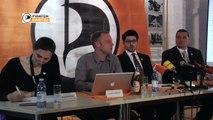 Pressekonferenz: Ein neues Ministerium für Deutschland Teil 1 von 7