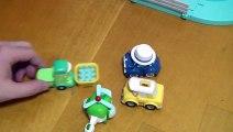 로보카폴리 재활용센터 장난감 클리니 Robocar Poli Toys Робокар Поли Игрушки Мультфильмы про машинки