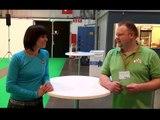 Interview med Servicehunde.dk på Vild Med Dyr Messen 2013  i Fredericia - Servicehunde