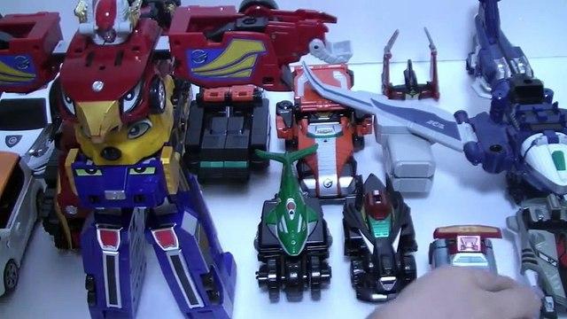 파워레인저 엔진포스 G12 엔진킹  đồ chơi Siêu Nhân Cơ Động Tập  또봇 쿼트란 로봇 변신 장난감Power rangers Go Ongers Toys