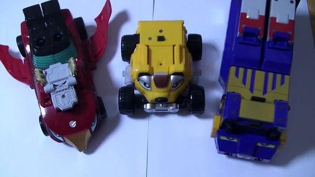 파워레인저 엔진포스 G3엔진킹 로봇 변신 đồ chơi Siêu Nhân Cơ Động Tập  Power rangers Go Ongers Toys