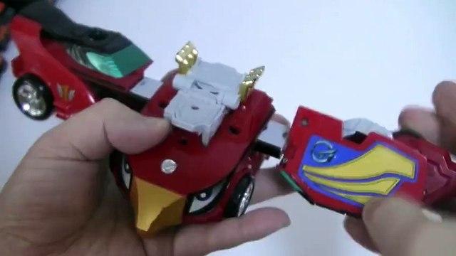 파워레인저 엔진포스 G6 엔진킹 합체 로봇 변신 장난감 đồ chơi Siêu Nhân Cơ Động Tập ) Power Rangers Toys