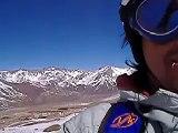 snowboarding las leñas 2006