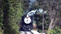 Strasburg Railroad Steam Engine #90