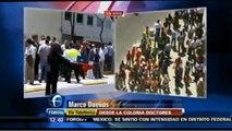 Temblor - Sismo 20/03/2012 México DF Noticieros Televisa En VIVO HQ