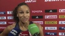 Athlé - ChM (F) - 400m haies : Chaboudez «J'ai pris tous les risques»