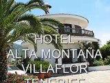 HOTEl - VILAFLOR - TENERIFE - Islas Canarias