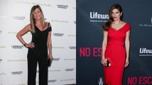 La batalla entre las mejores vestidas de rojo y las mejores vestidas de negro sobre la alfombra roja
