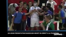 Un jeune présentateur marocain meurt en direct à la télévision