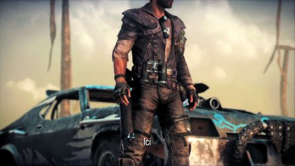 Mad Max trailer de lancement de Mad Max
