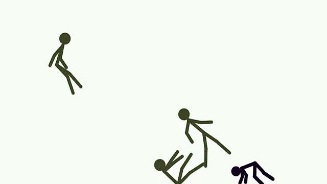 Pivot animation - FIGHT 3 vs 1