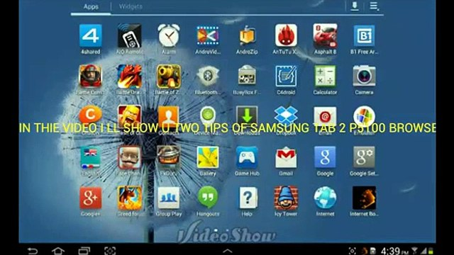 Samsung BROWSER tips and tricks