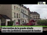 VIDEO. Blois : le marronnier tombe sur une voiture