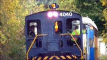 Michigan Transit Railroad Mount Clemens MI 10/20/13