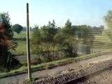 Train from Paris to Milan