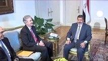 Egypte : Mohamed Morsi ordonne la reprise de l'activité parlementaire