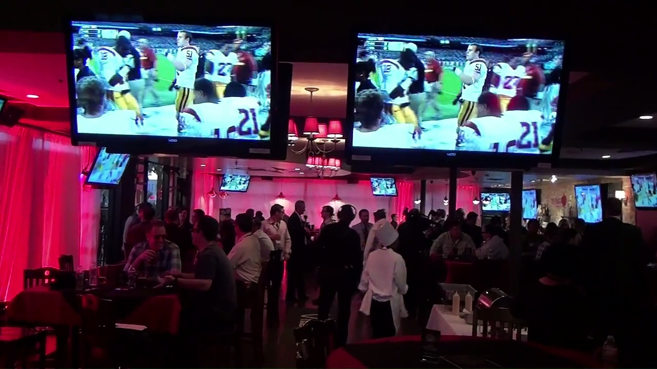 BOYS TOYS- 3D Sports Bar- South