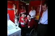 F1 Italien 1999 - Mika Häkkinen Dreher + Ausfall - Premiere (SKY)