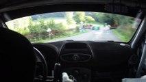 Rallye Mont Lagast 2015 Lafont/Favreau Clio R3