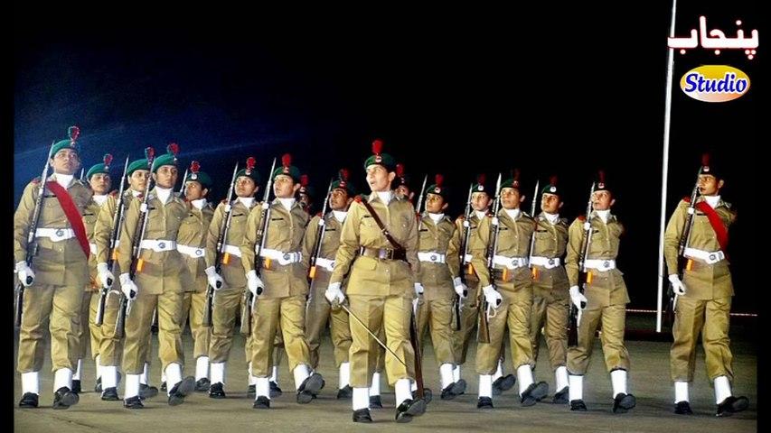6 September Defence Day AE WATAN KE Sajely Jawan 6th September Defence Day 14 August Mili Naghmy new 2015 Song Punjab Studio