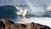 Canary Islands Bodyboarding - El Fronton/ El Confital
