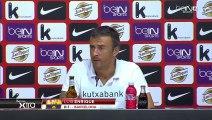 Los técnicos analizan el partido entre Barcelona y Athletic