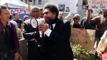Dr. Cornel West brings it to Occupy L.A.