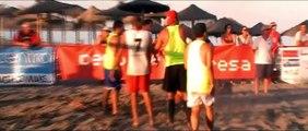 Finales SuperCup La Alcaidesa Beach Balonmano Playa
