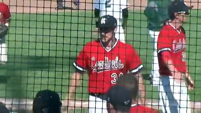 North Central College Baseball vs. Illinois Wesleyan University // 5.10.14