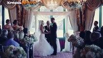 Il interrompt la cérémonie de son mariage pour parler avec la fille de la mariée