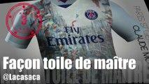 7 Concepts maillots originaux pour le PSG