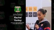 Pitch Talk @ Fair Share Trust Brent - SSLJA meets Rachel Yankey