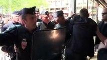 La police arrête des français de souche pour avoir crié la France aux français