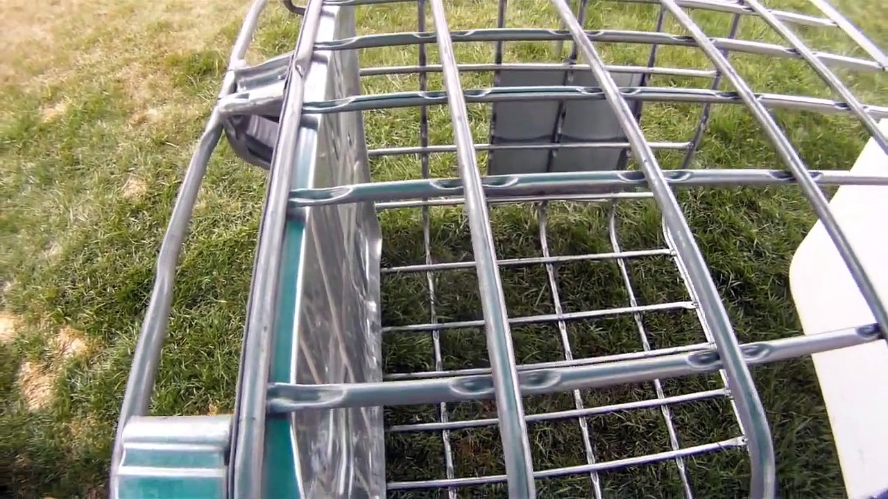 Aquaponics Project The IBC Tote Video 1