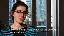 Women and HIV in Canada: CTN 262 the CHIWOS Study -- with subtitles/avec sous-titres