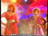 Moskau people doing Rocking Song, Dschinghis khan