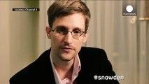 Edward Snowden met en garde contre les atteintes à la vie privée