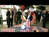 July 4th Celebrations at the U.S. Embassy to Belgium (TV Brussels)