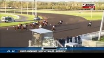 Rapide Lebel (monté debut) Paris Vincennes - Prix Reynolds 2012