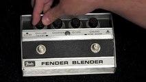 Vintage Fender Blender Fuzz Demo