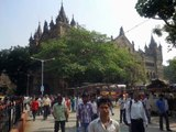Most Gorgeous Railway Station In India....Victoria Terminus - Mumbai CST .