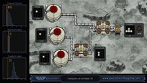 SpaceChem - Sleepless on Sernimir IV -- 21 symbols, 2 reactors, 810 cycles