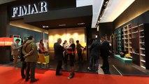 Fimar - Salone Internazionale del Mobile - Milano 2013 - soggiorni moderni, librerie, porta tv